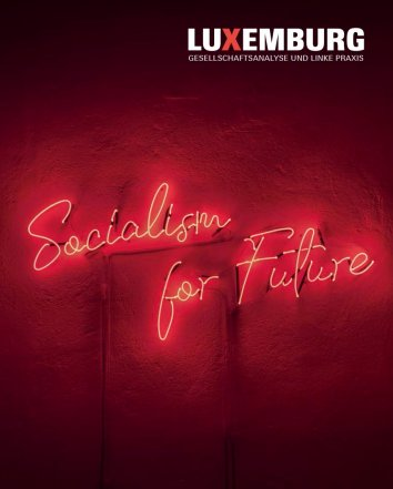 »Socialism for Future«